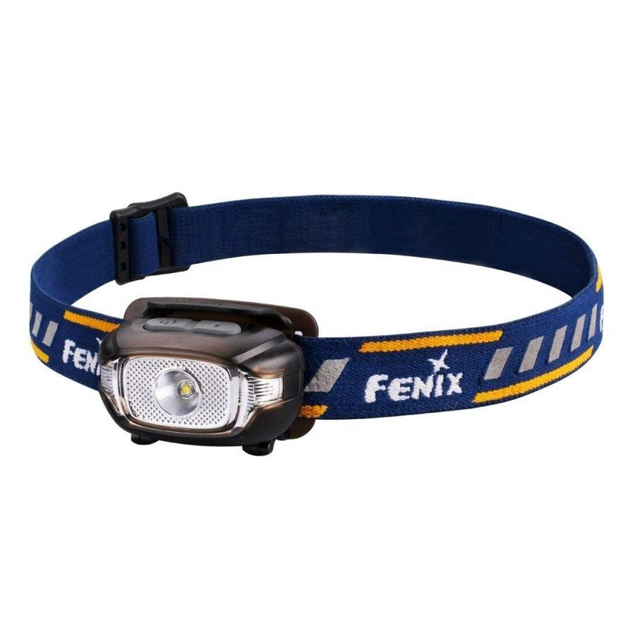 Фонарь налобный Fenix HL15 фиолетовый