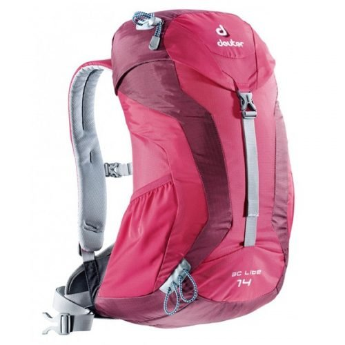 Рюкзак Deuter AC Lite 14 magenta-blackberry