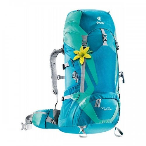 Рюкзак Deuter ACT Lite SL, 35 + 10 л, petrol-mint