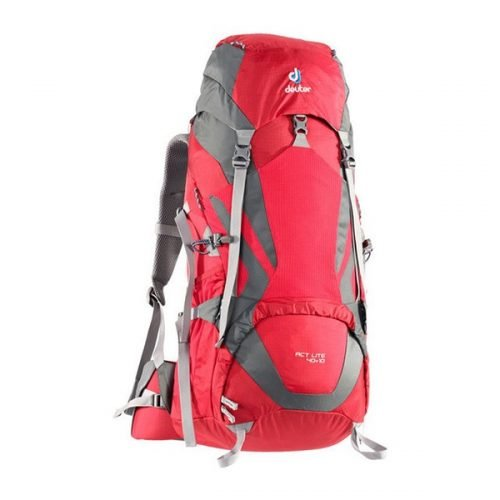 Рюкзак Deuter ACT Lite, 40 + 10 л, fire-granite