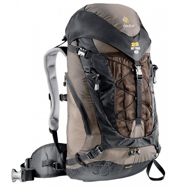 Рюкзак Deuter ACT Trail SL, 28 л, stone-black