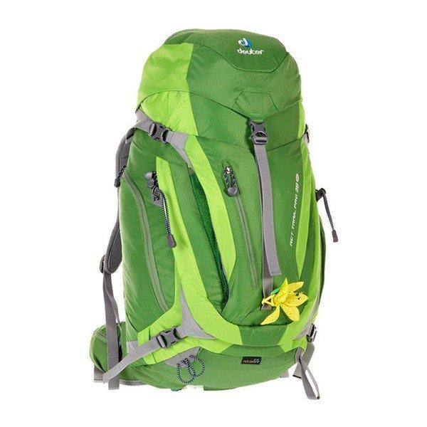 Рюкзак Deuter ACT Trail PRO SL, 38 л, emerald-kiwi