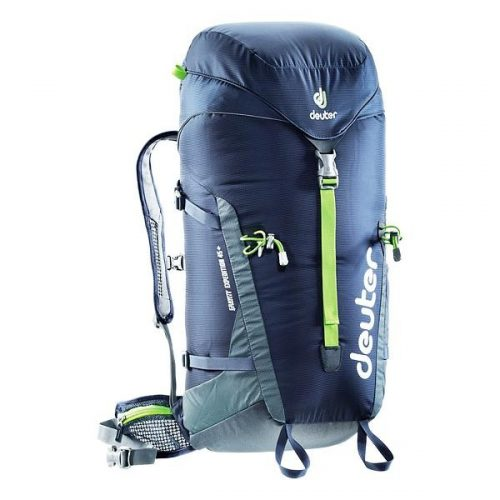 Рюкзак Deuter Gravity Expedition, 45 л, navy-granite
