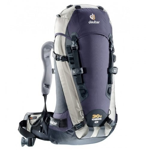 Рюкзак Deuter Guide SL, 30+ л, bluberry-silver
