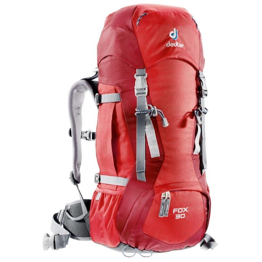 Рюкзак Deuter Guide, 35+ л, fire-arctic