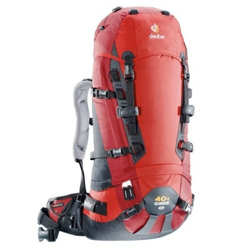 Рюкзак Deuter Guide SL, 40+ л, fire-cranberry