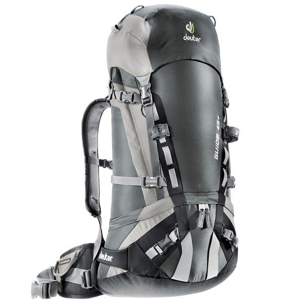 Рюкзак Deuter Guide, 45+ л, granite-black