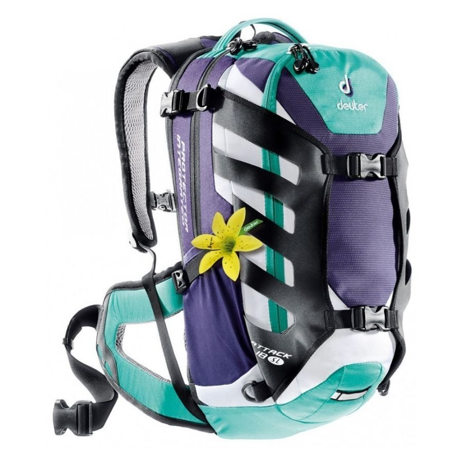 Рюкзак Deuter Attack SL, 18 л, blueberry-mint