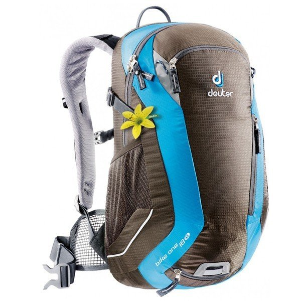 Рюкзак Deuter Bike One SL, 18 л, coffee-turquoise