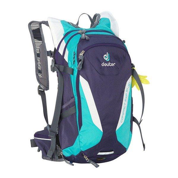 Рюкзак Deuter Compact EXP SL, 10 л, blueberry-mint