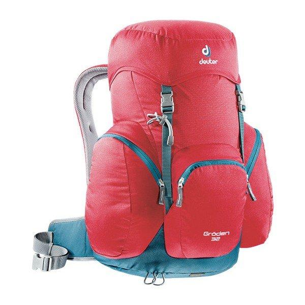 Рюкзак Deuter Groden, 32 л, fire-arctic