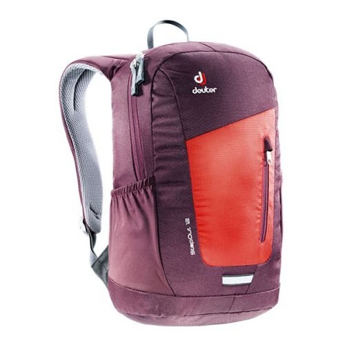 Рюкзак Deuter StepOut 12, fire-aubergine