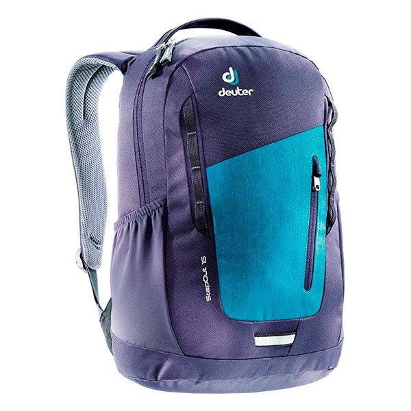 Рюкзак Deuter StepOut, 16 л, petrol dresscode-blueberry