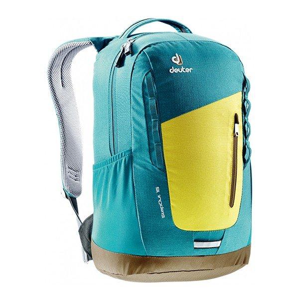 Рюкзак Deuter StepOut, 16 л, neon-petrol