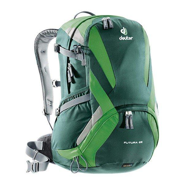 Рюкзак Deuter Futura, 28 л, forest-emerald