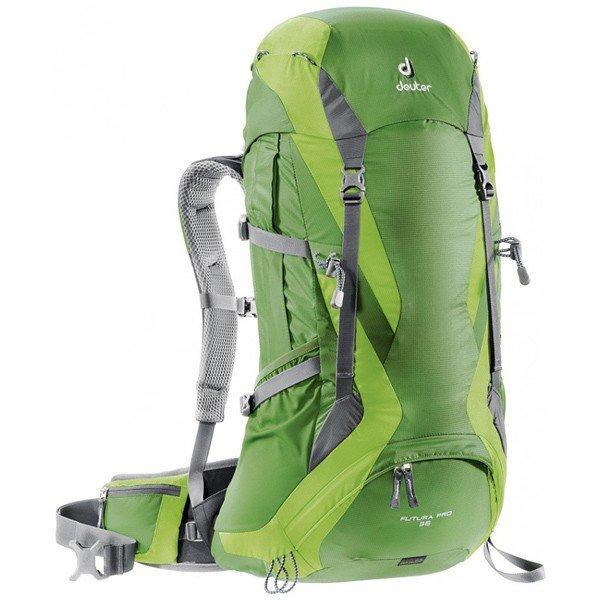 Рюкзак Deuter Futura PRO, 36 л, emerald-kiwi