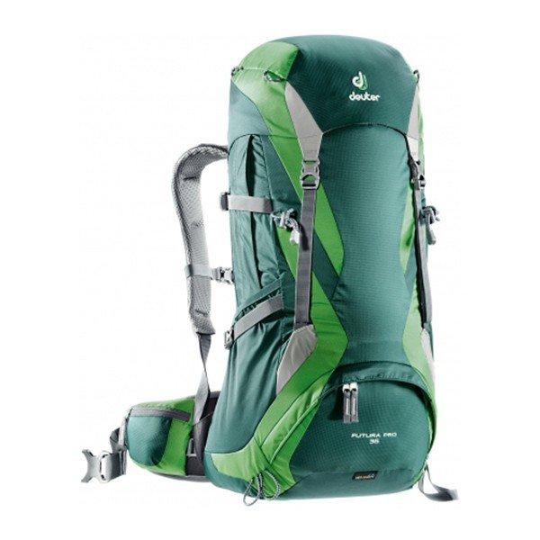 Рюкзак Deuter Futura PRO, 36 л, forest-emerald