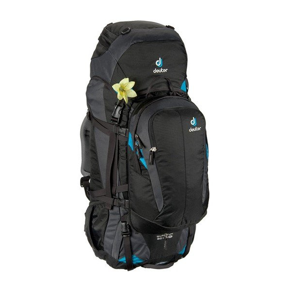 Рюкзак Deuter Quantum SL, 60 + 10 л, black-turquoise