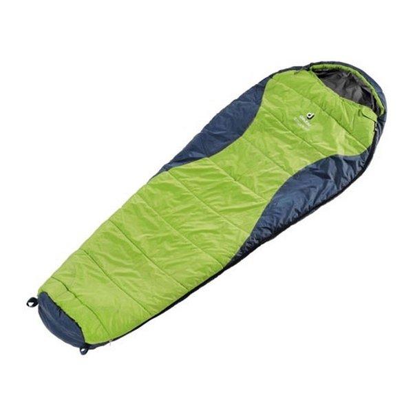 Спальный мешок Deuter Dream Lite 250, kiwi-midnight, левый