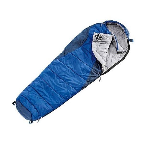 Спальный мешок Deuter Dream Lite 300, cobalt-midnight, правый