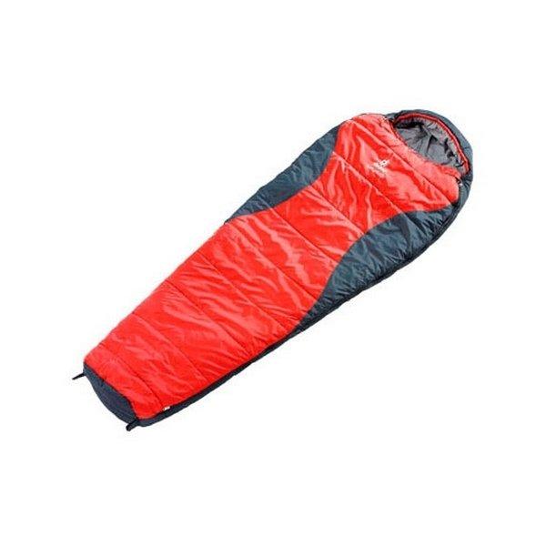 Спальный мешок Deuter Dream Lite 350, fire-midnight, левый