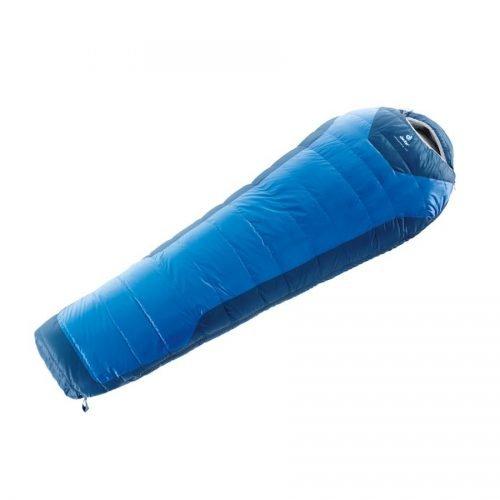 Спальный мешок Deuter Neosphere -4 ° L, cobalt-steel, правый