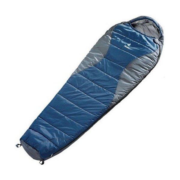 Спальный мешок Deuter Travel lite 300, L, левый
