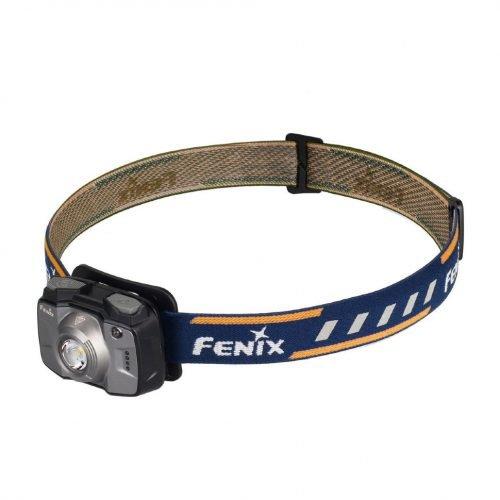 Фонарь налобный Fenix HL32R серый