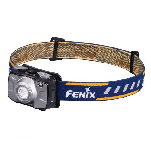 Фонарь налобный Fenix HL30 2018 Cree XP-G3 серый