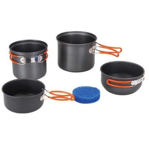 Набор посуды для 2 персон Fire-Maple FMC-208