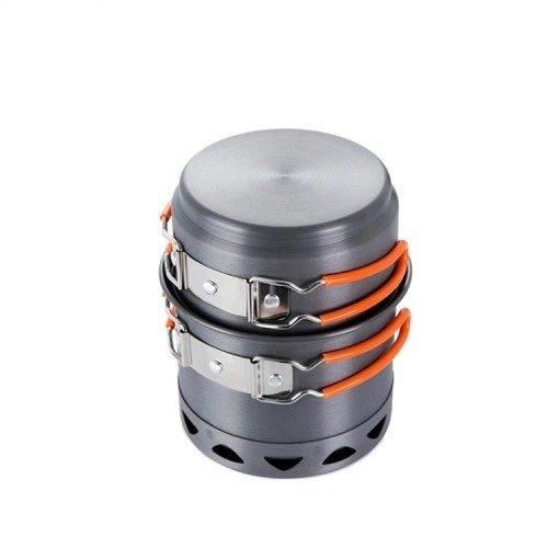 Набор котелков с теплообменником Fire-Maple FMC-217 (750 и 500 мл)