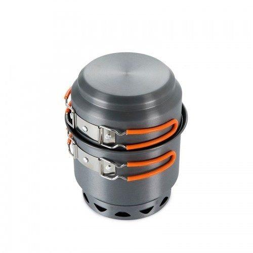 Набор котелков с теплообменником Fire-Maple FMC-218 (750 и 1350 мл)