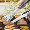 Компактный набор для барбекю Roxon S601 металлический 25283