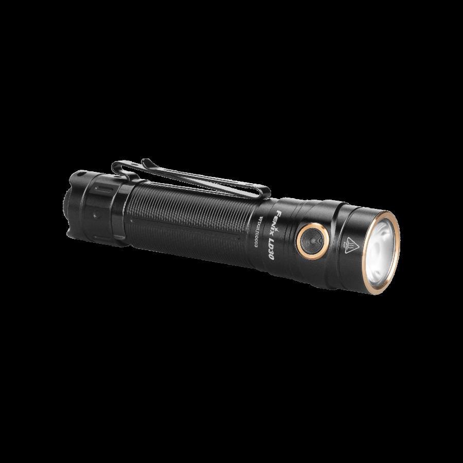 Фонарь ручной Fenix LD30 с аккумулятором (ARB-L18-3500U)