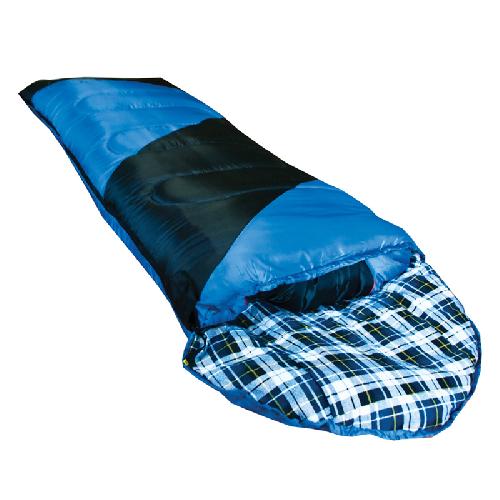 Спальный мешок Tramp NightLife индиго / черный R TRS-046-R