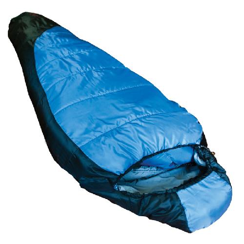 Спальный мешок Tramp Siberia 3000 индиго / черный R TRS-039-R