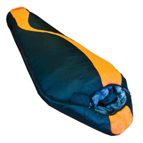 Спальный мешок Tramp Siberia 7000 черно / оранж R TRS-042-R
