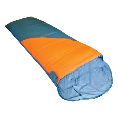 Спальный мешок Tramp Fluff оранжевый / серый R TRS-037-R