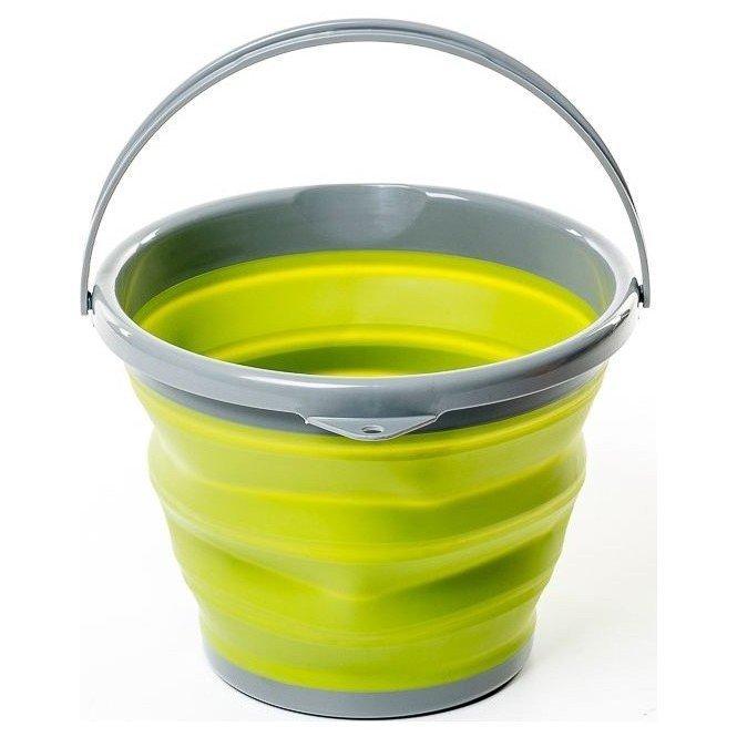 ВедроскладноесиликоновоеTramp TRC-091-olive