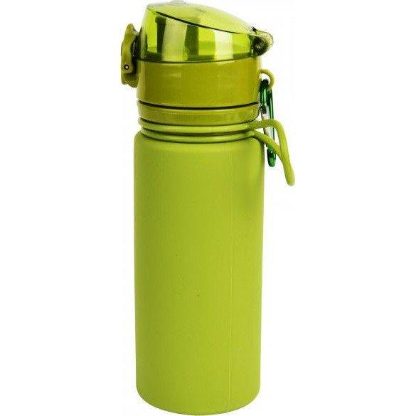 Бутылкасиликон500млTramp TRC-093-olive