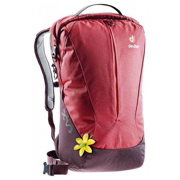 Рюкзак Deuter XV 3 SL цвет 5005 cranberry-aubergine (3850518 5005)
