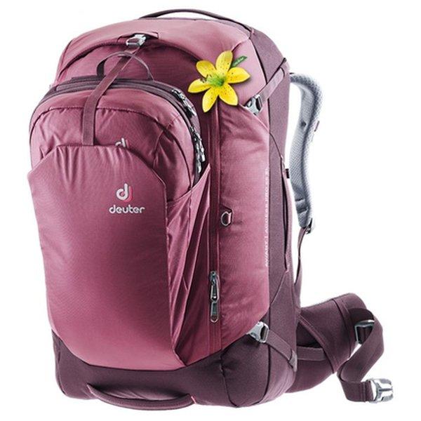 Рюкзак Deuter Aviant Access Pro 55 SL цвет 5543 maron-aubergine (3512120 5543)
