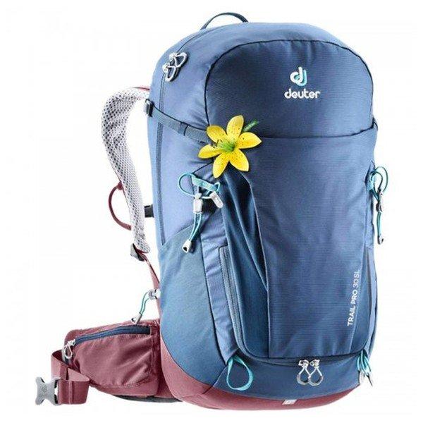 Рюкзак Deuter Trail Pro 30 SL цвет 3523 midnight-maron (3441019 3523)
