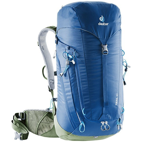 Рюкзак Deuter Trail 30 цвет 3235 steel-khaki (3440519 3235)