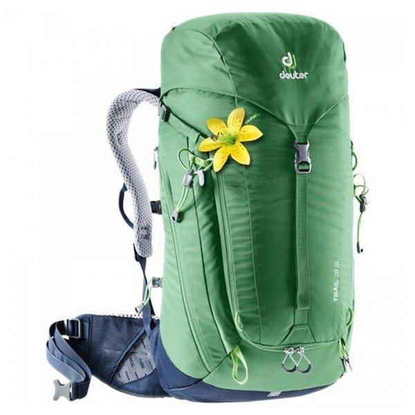 Рюкзак Deuter Trail 28 SL цвет 2326 leaf-navy (3440419 2326)