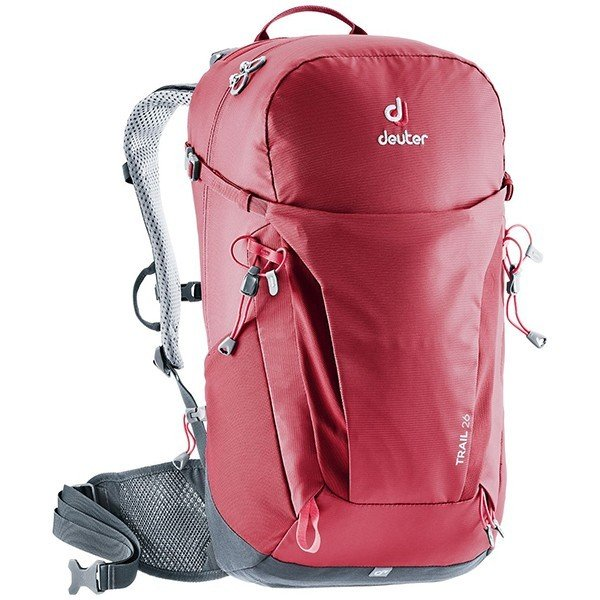 Рюкзак Deuter Trail 26 цвет 3235 steel-khaki (3440319 3235)
