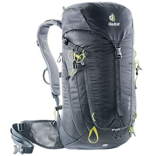 Рюкзак Deuter Trail 22 цвет 3235 steel-khaki (3440119 3235)