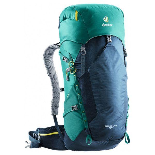 Рюкзак Deuter Speed Lite 32 цвет 3231 navy-alpinegreen (3410818 3231)