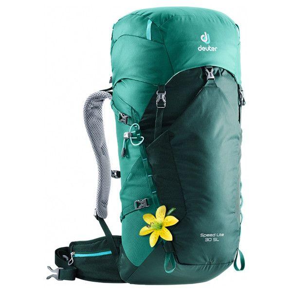 Рюкзак Deuter Speed Lite 30 SL цвет 2235 forest-alpinegreen (3410718 2235)