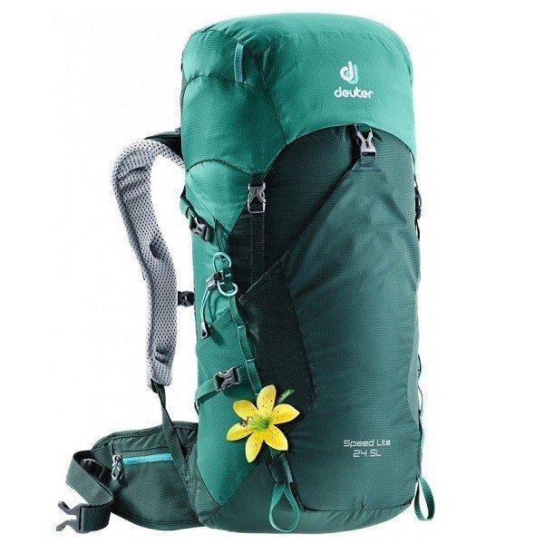 Рюкзак Deuter Speed Lite 24 SL цвет 2235 forest-alpinegreen (3410518 2235)